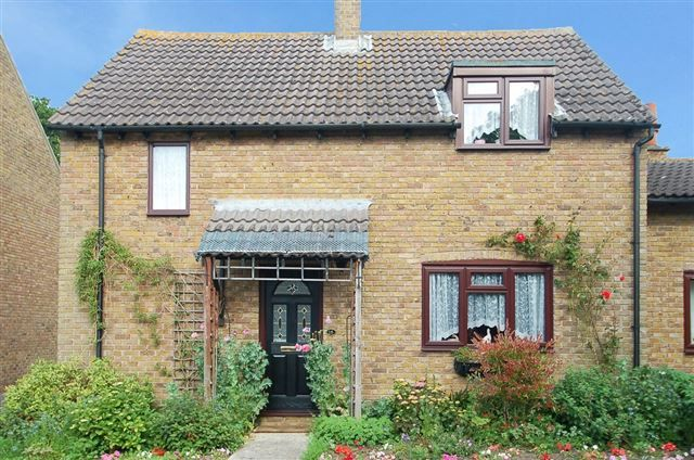 Thumbnail Link-detached house for sale in Florence Close, Birdham, Chichester