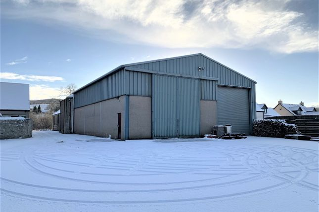 Thumbnail Industrial for sale in Tough, Aberdeenshire