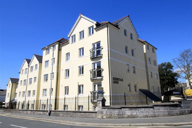 Thumbnail Flat for sale in Hermitage Court, Mutley, Plymouth