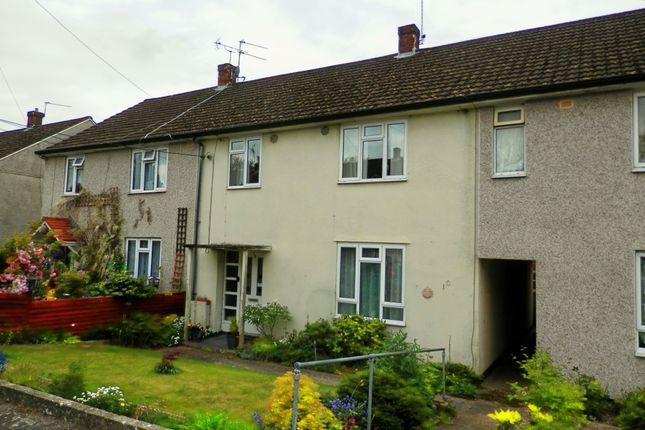 Thumbnail Terraced house to rent in Savile Crescent, Bordon