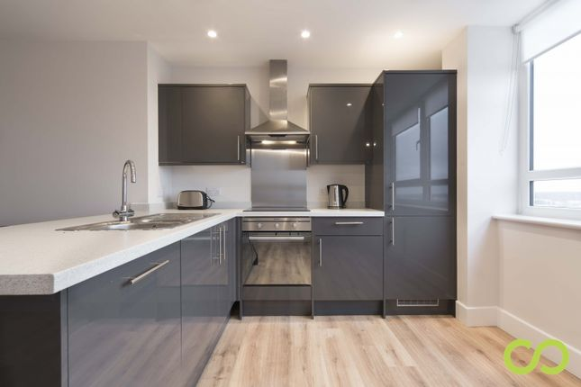 Thumbnail Flat to rent in Vista Tower, St George's Way, Stevenage