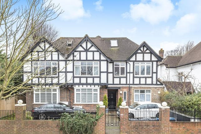 Thumbnail Flat for sale in Mostyn Road, London