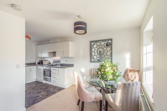 Thumbnail Property for sale in Pentland Chase, Auckley, Doncaster