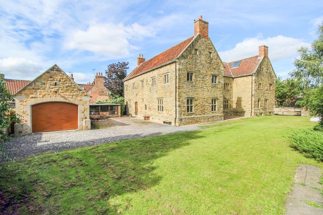 Thumbnail Detached house for sale in Park Street, Barlborough, Chesterfield