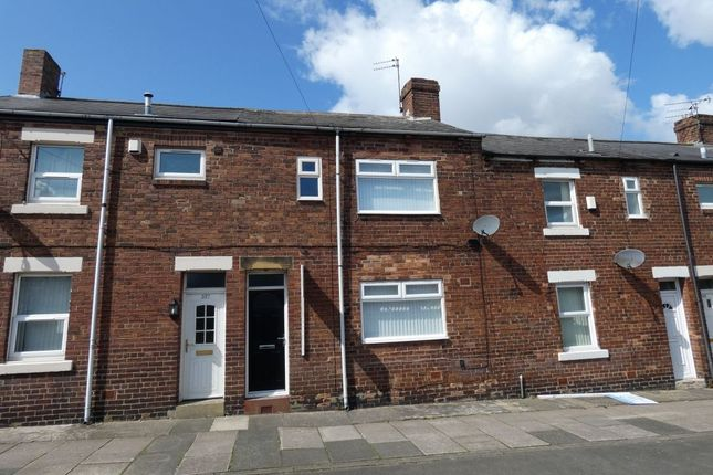 Thumbnail 3 bed terraced house to rent in Kenton Road, Newcastle Upon Tyne