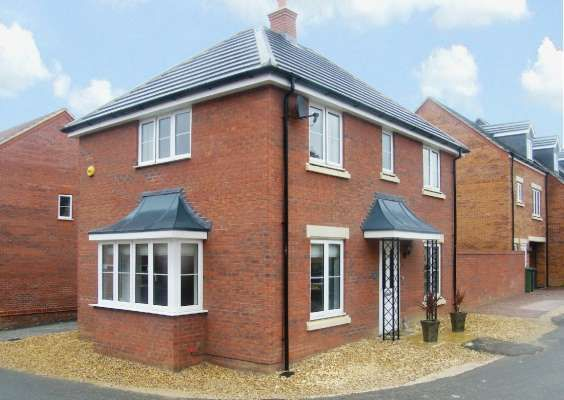 Thumbnail Detached house to rent in Bath Road, Eye, Peterborough