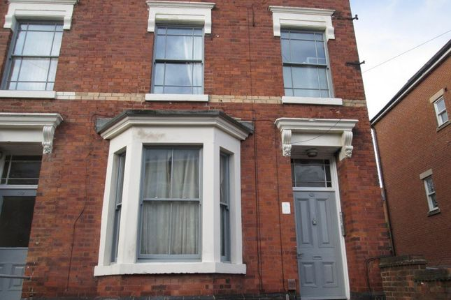 Thumbnail Property to rent in North Street, Derby