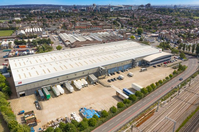 Thumbnail Industrial to let in Unit 2 DC1, Victory Park, East Lane, Wembley