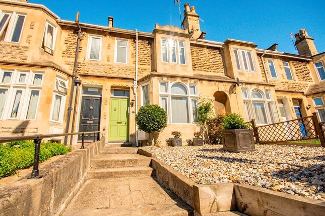 Terraced house for sale in Crescent Gardens, Bath, Somerset