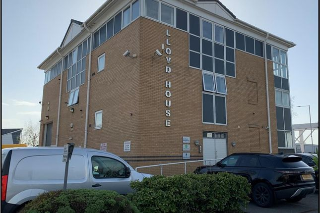 Office to let in Lloyd House, Second Floor, Orford Court Greenfold Way, Leigh