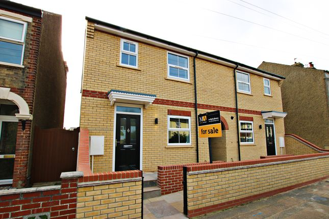 Thumbnail Semi-detached house to rent in King Edward Road, Newmarket