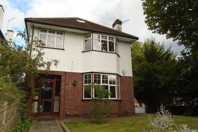 Thumbnail Detached house to rent in Glenluce Road, Blackheath
