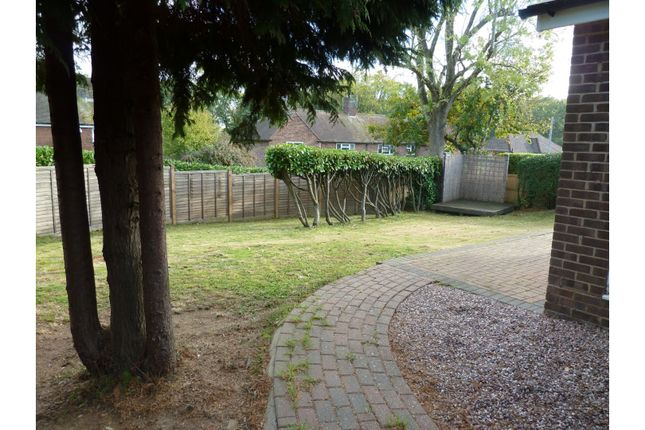Garden of Mapledrakes Close, Ewhurst GU6