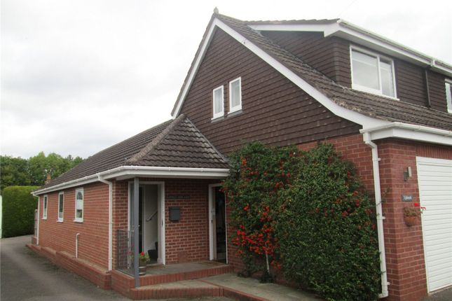 2 bed semi-detached house to rent in First Avenue, Greytree Ross-On-Wye HR9