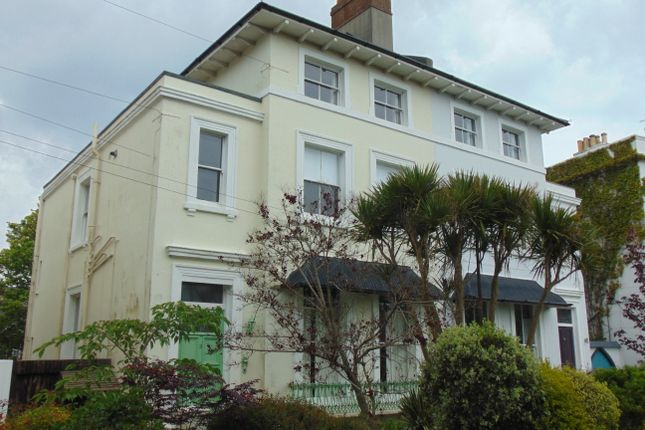 Thumbnail Flat to rent in The Lawn, St Leonards-On-Sea