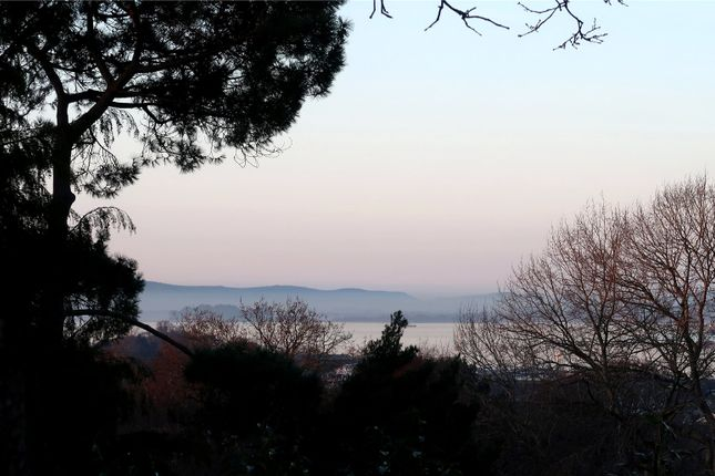 Sunrise View of Durrant Road, Lower Parkstone, Poole BH14