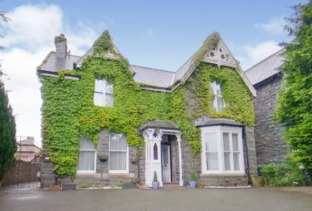 Thumbnail Detached house for sale in Station Road, Llanrwst, Conwy, North Wales