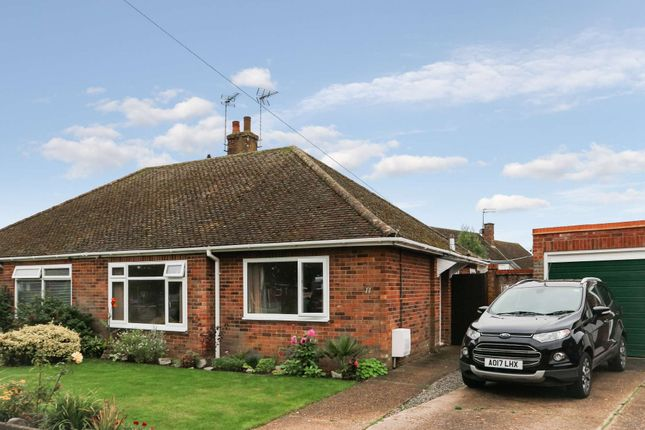 Thumbnail Semi-detached bungalow for sale in Princes Green, Halesworth