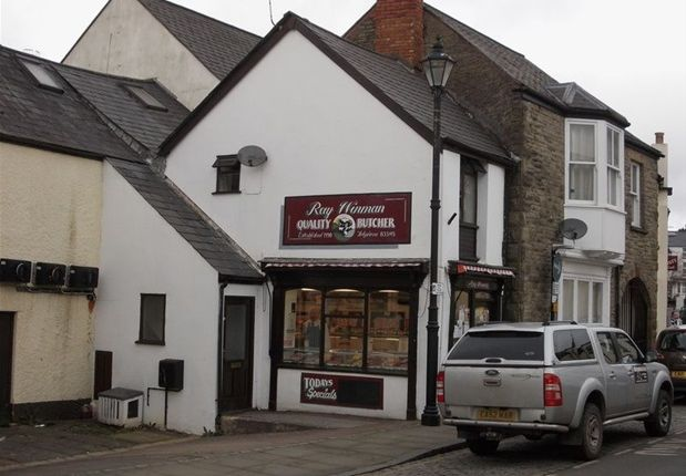 Thumbnail Commercial property for sale in St. John Street, Coleford