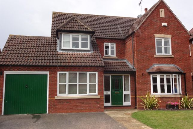 Thumbnail Detached house to rent in Willow Park Way, Aston-On-Trent, Derby