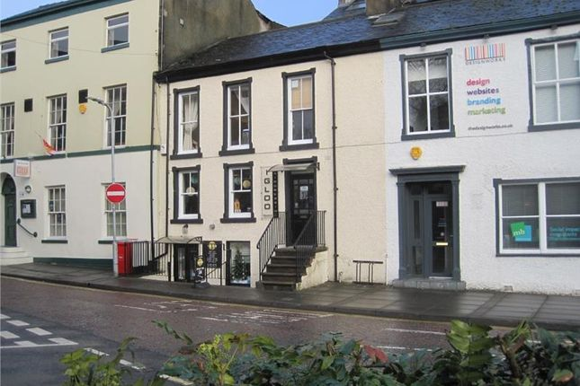 Thumbnail Commercial property to let in 14 Kent Street, Kendal, Cumbria