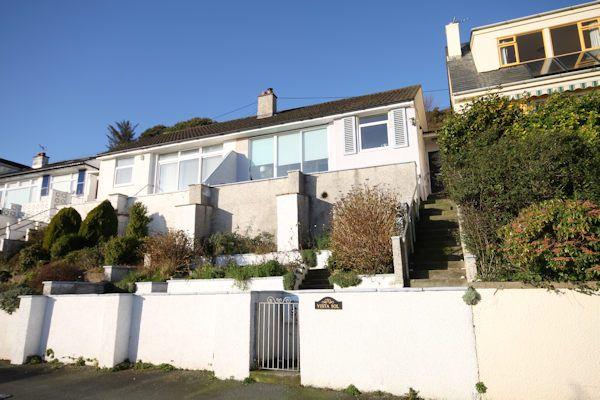 Thumbnail Semi-detached bungalow for sale in Rhoslan, Aberdovey