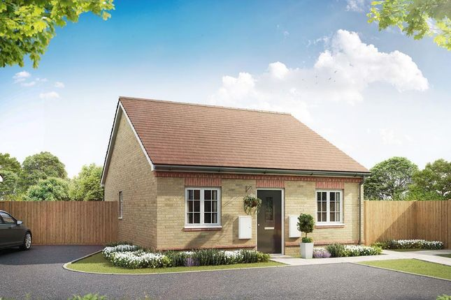 Thumbnail Detached bungalow for sale in Fen Lane, Sawtry, Huntingdon