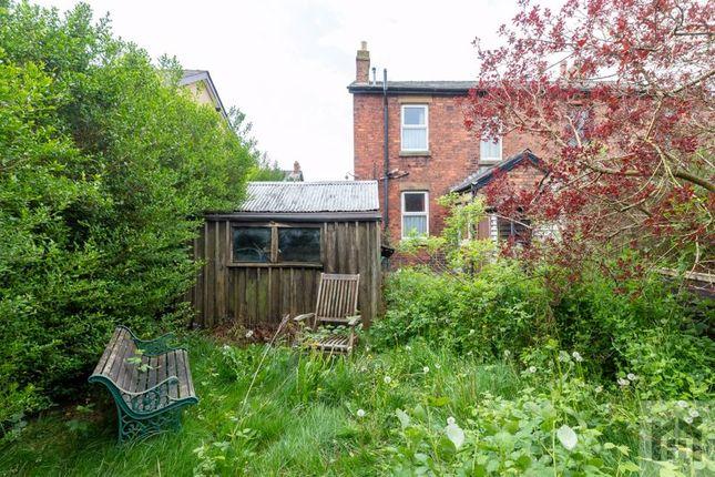 Rear Garden of Moor Road, Croston PR26