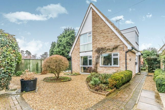 Thumbnail Detached house for sale in Glenfield Close, Rushden