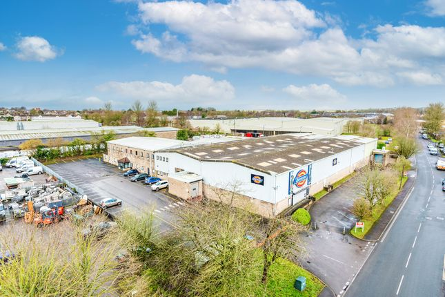 Thumbnail Industrial for sale in Second Avenue, Somerset