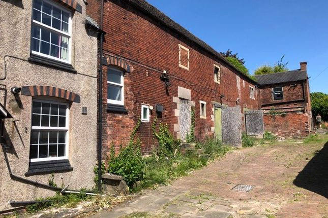Thumbnail Land for sale in Church Street, Alfreton