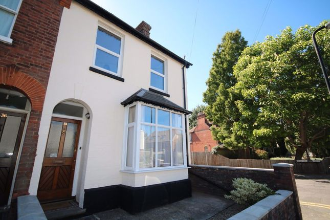 Thumbnail Shared accommodation to rent in Gordon Road, Canterbury