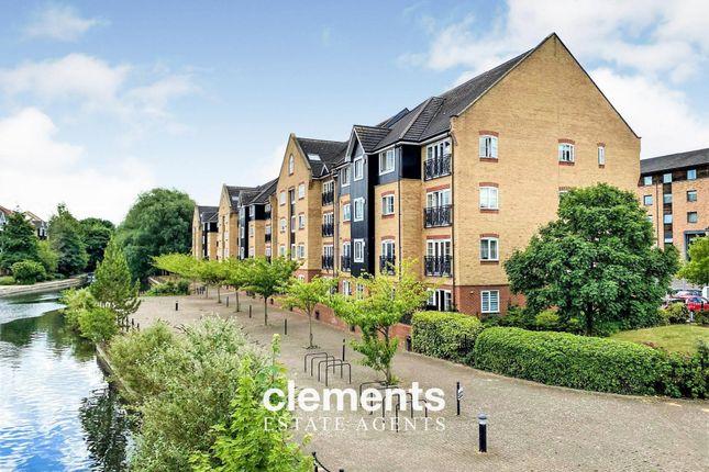 Thumbnail Flat for sale in Longman Court, Stationers Place, Hemel Hempstead