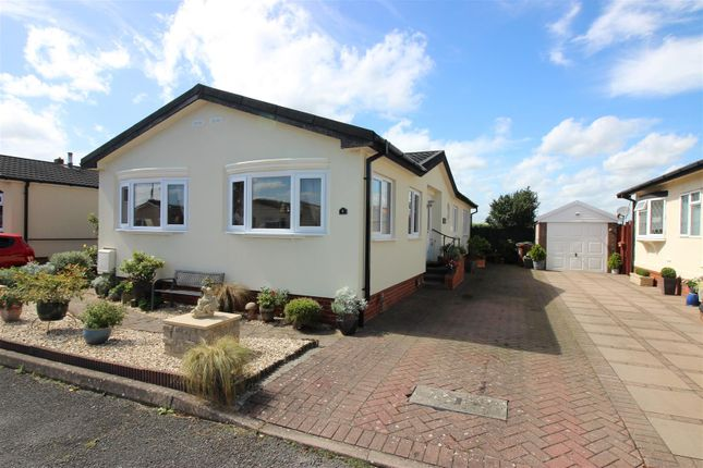 Thumbnail Mobile/park home for sale in Gloucester Road, Tewkesbury