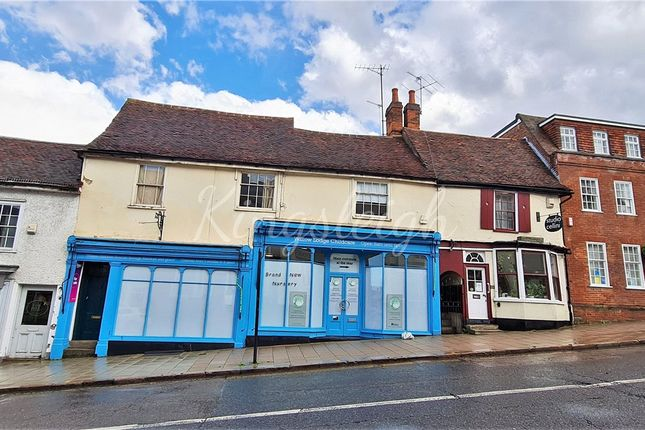 4 bed flat for sale in North Hill, Colchester CO1
