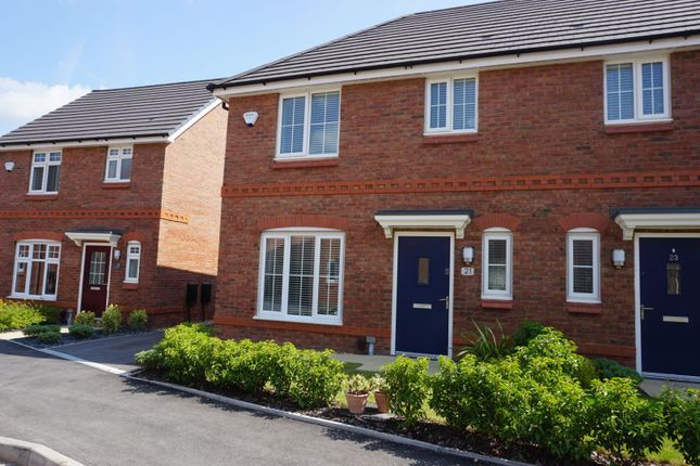 Thumbnail Semi-detached house for sale in Sommersby Avenue, St. Helens