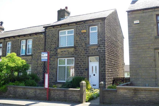 Thumbnail End terrace house for sale in Blackmoorfoot Road, Crosland Moor, Huddersfield