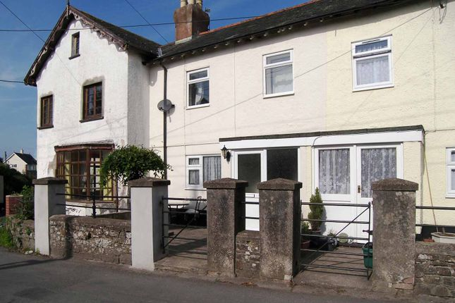 Thumbnail Terraced house to rent in Chittlehampton, Umberleigh