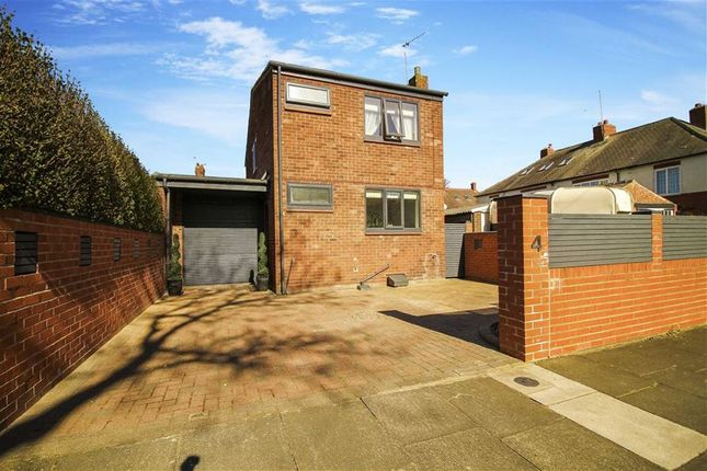 Thumbnail Detached house for sale in Brighton Grove, Whitley Bay, Tyne And Wear