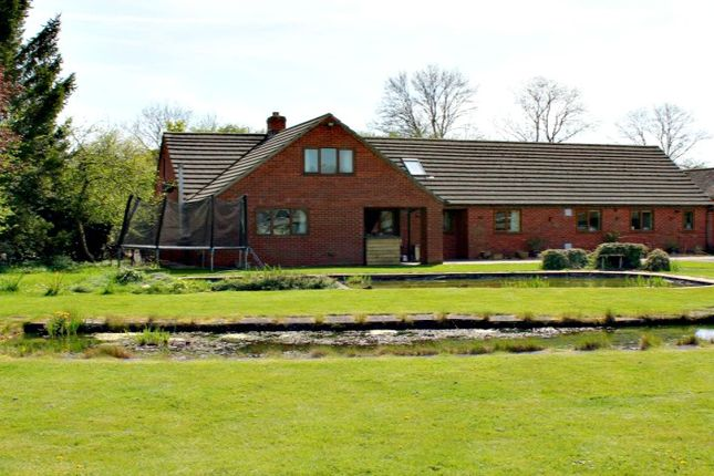 Thumbnail Detached bungalow for sale in Ufton Road, Harbury