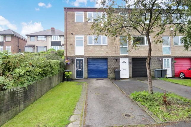 Thumbnail Town house for sale in Mount View Road, Norton Lees, Sheffield