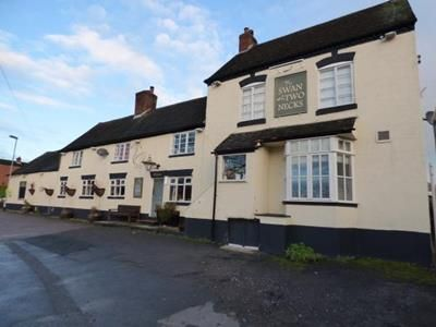 Thumbnail Pub/bar to let in Swan With Two Necks, 40 Brook End, Rugeley, Staffordshire