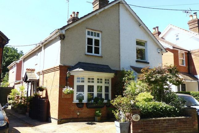 Thumbnail Semi-detached house for sale in Lower Road, Cookham, Maidenhead