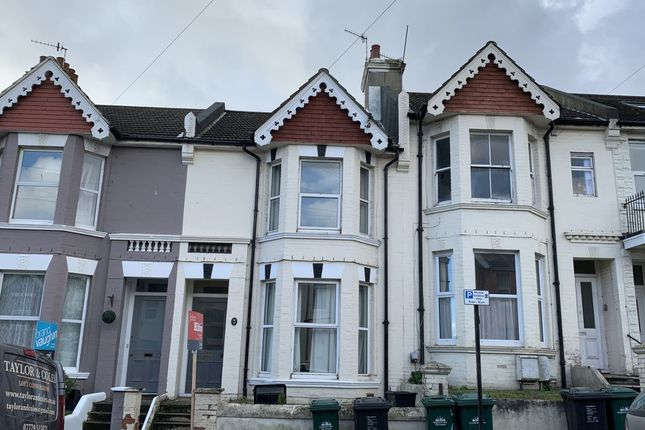 Thumbnail Terraced house to rent in Hollingbury Road, Brighton