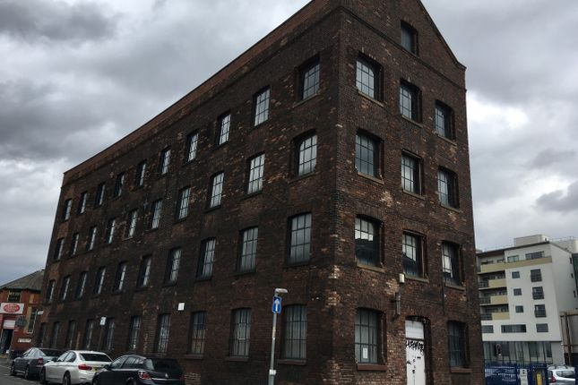 Thumbnail Warehouse for sale in Off Cable Street / Chadderton Street, Manchester