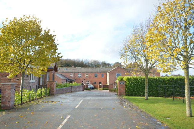 Front (Main) of Dane Manor Barn, Northwich Road, Lower Whitley WA4