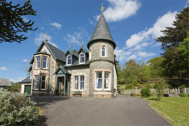 Thumbnail Detached house for sale in Strachur, Strachur, Cairndow, Argyll And Bute