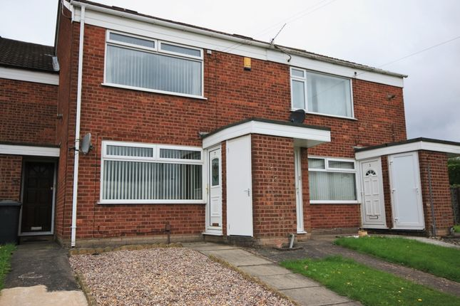 Thumbnail Flat for sale in Sandstone Road, Wigan