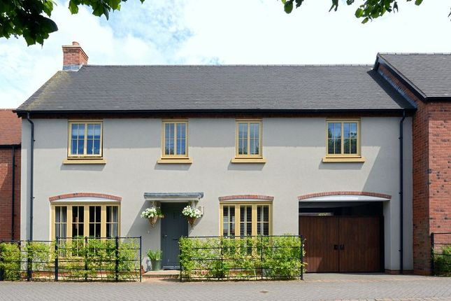 Thumbnail Semi-detached house for sale in Stainburn Road, Lawley Village, Telford