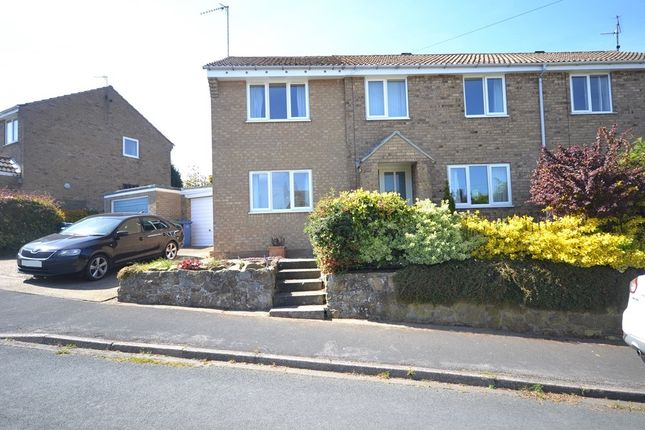 Thumbnail Semi-detached house for sale in Dale Rise, Burniston, Scarborough